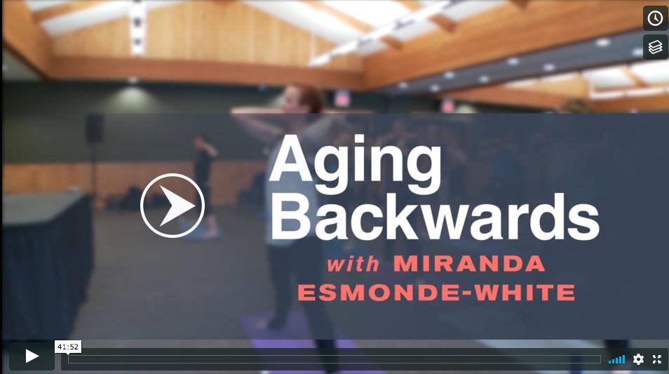 AgingBackwards